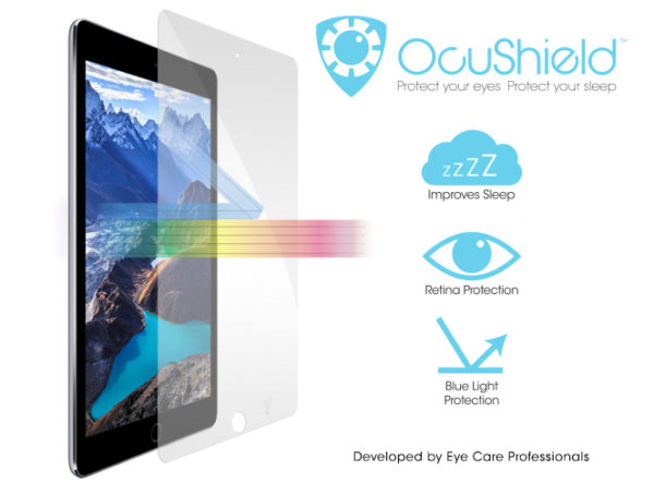 Ocushield iPad mini 1/2/3
