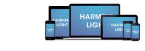 Ocushield blauw licht filter folie
