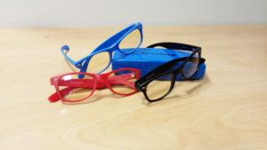 Blauw licht filter brillen