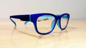 Schadelijk licht filter bril Blueblock extra long blue